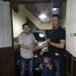 Foto Penyerahan Unit 1 Sales Marketing Mobil Dealer Daihatsu Gresik Dhani Astra