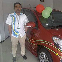Sales Marketing Mobil Dealer Daihatsu Medan Ramadhan