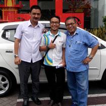 Sales Marketing Mobil Dealer Daihatsu Semarang Jawa Tengah Arif