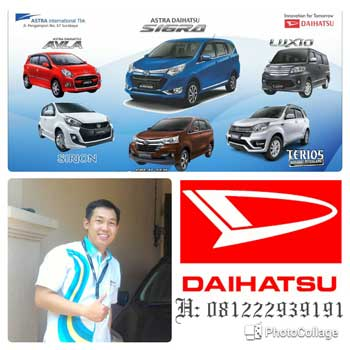 Sales Marketing Mobil Dealer Daihatsu Surabaya Stefanus