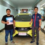 Foto Penyerahan Unit 9 Sales Marketing Mobil Dealer Honda Makassar Ukhy