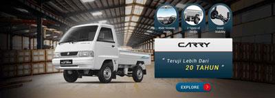 10. Suzuki Carry 1.5 Futura Pick Up