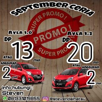Promo 2 By Steven
