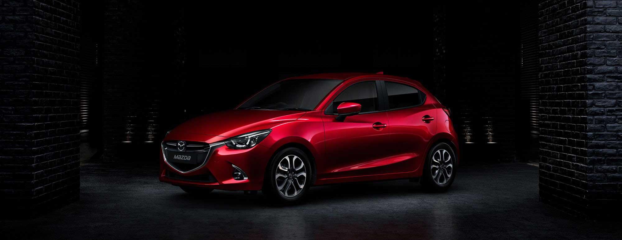 1. New Mazda 2