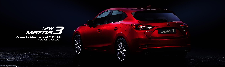 2. New Mazda 3