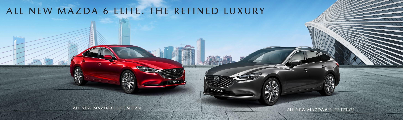 3. New Mazda 6
