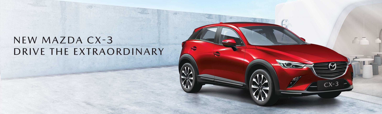 4. New Mazda CX-3