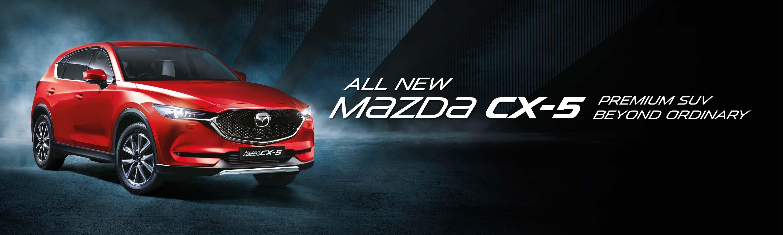 5. New Mazda CX-5