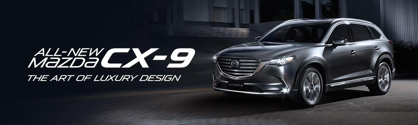 6. New Mazda CX-9
