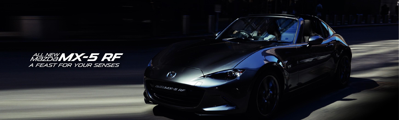 7. New Mazda MX -5 RF