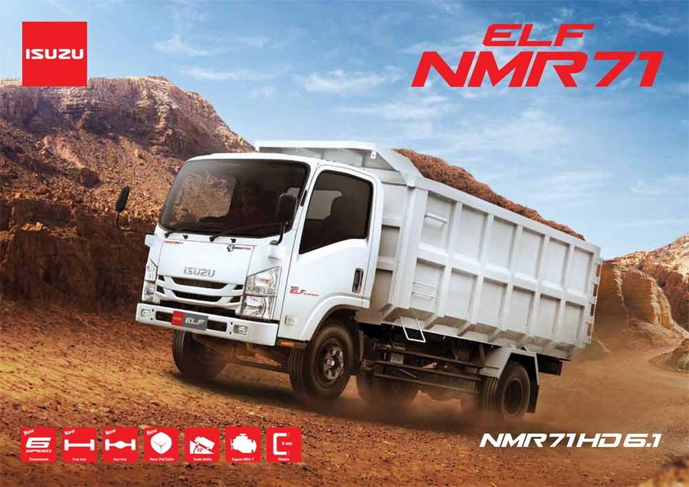 ELF NMR71 61