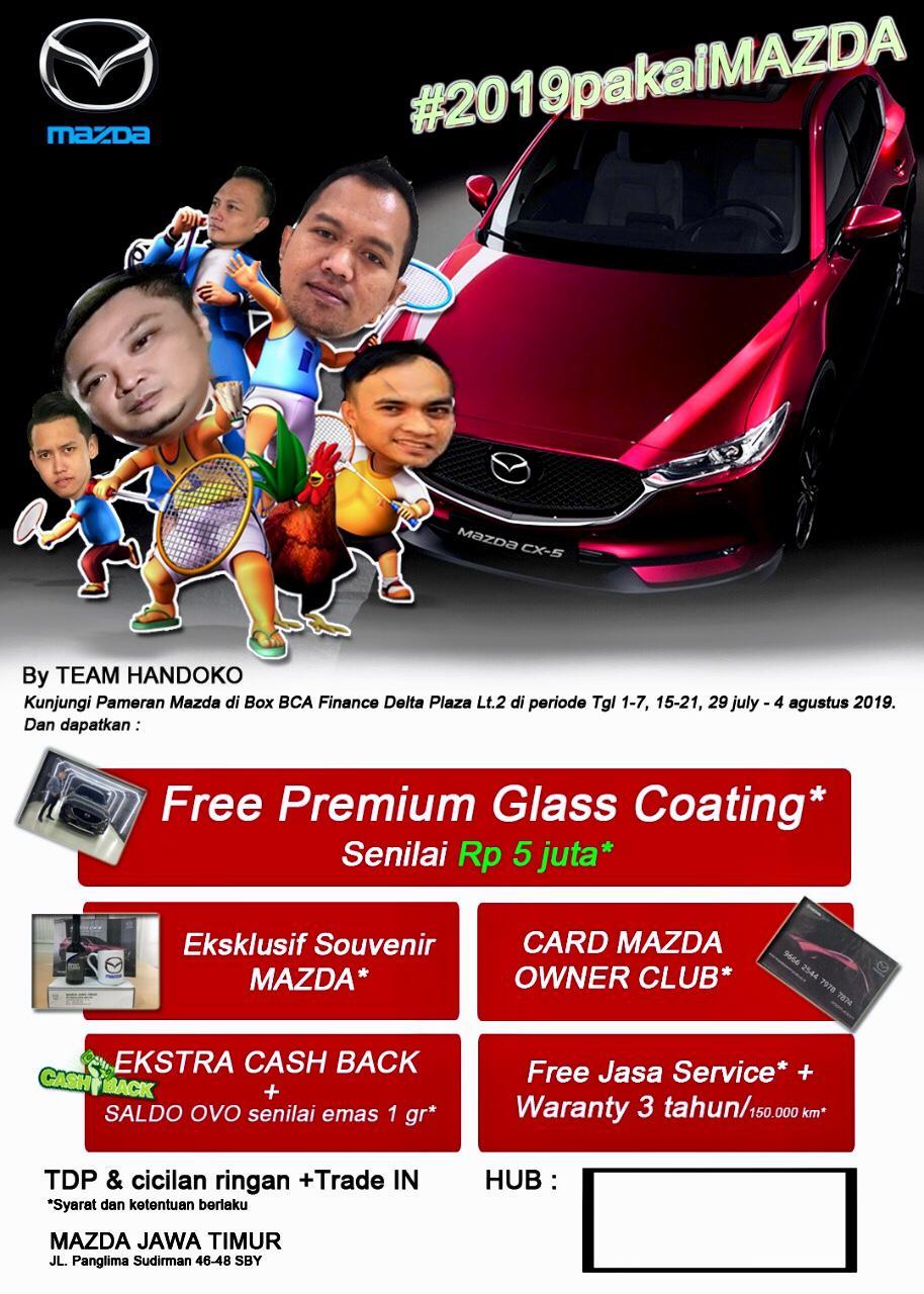 Promo Mazda By Fathoni