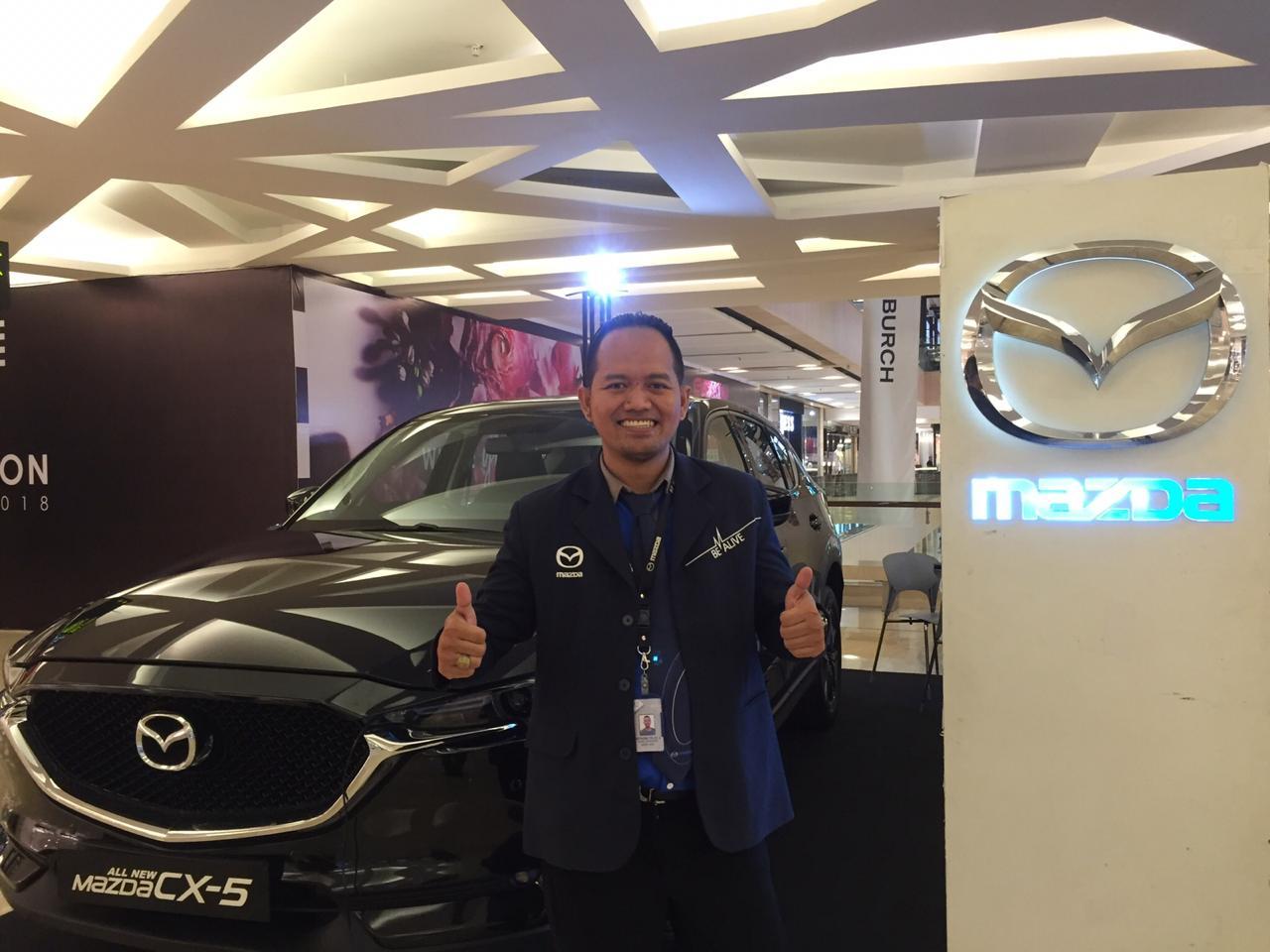 Sales Marketing Mobil Dealer Mazda Fathoni