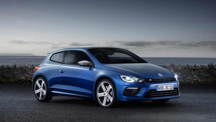 The Scirocco R