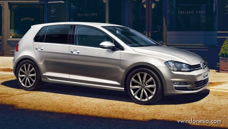 The new Golf 1.4 TSI